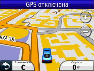 GPS навигатор Garmin Nuvi 1245 City Chic - Карта Украины Навлюкс